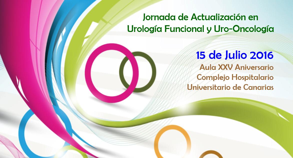 Jornada de Actualización en Urología Funcional y Uro-Ginecología