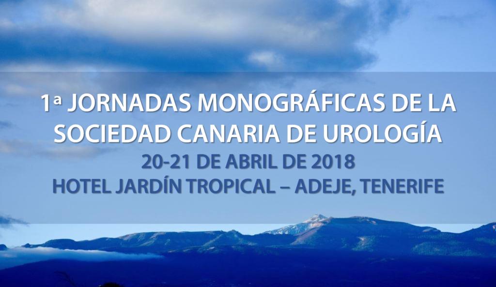 JORNADAS MONOGRÁFICAS 2018